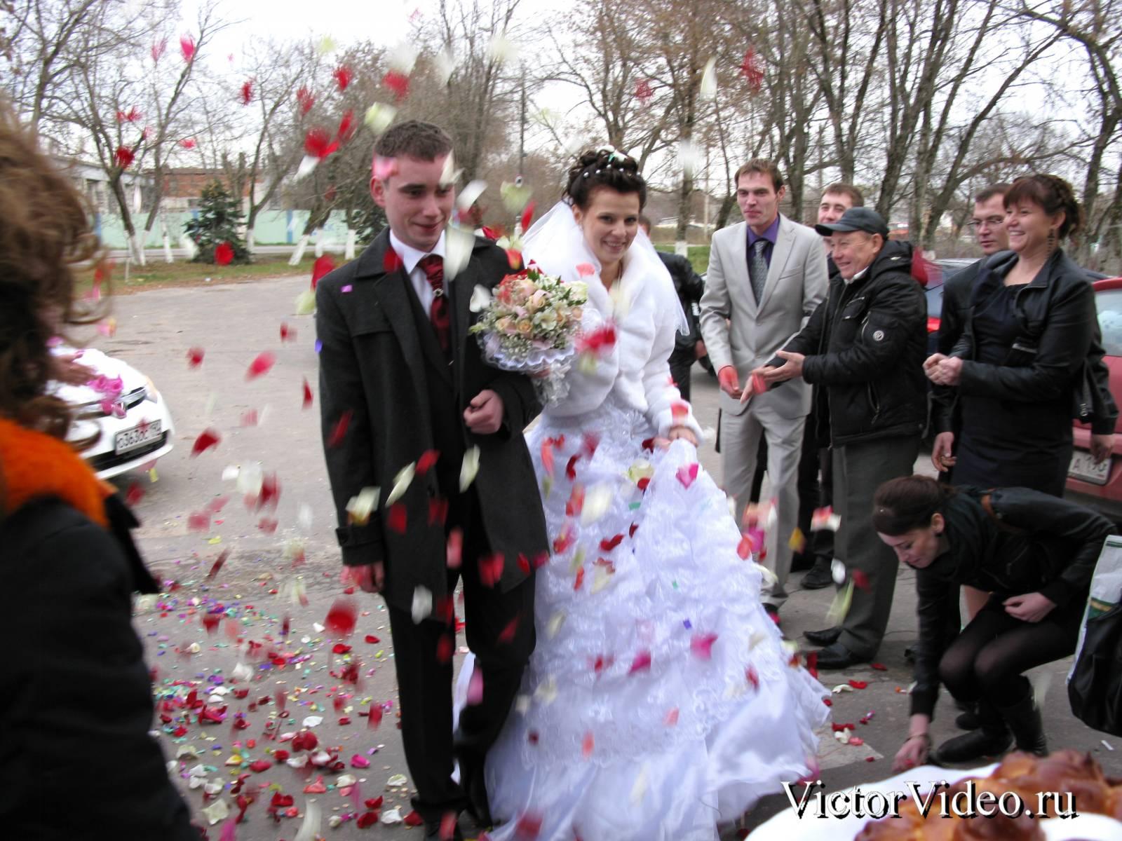 Свадьба в Воскресенске-подготовка